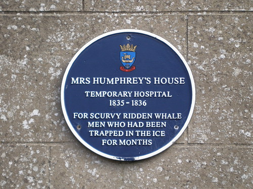 Best blue plaque ever