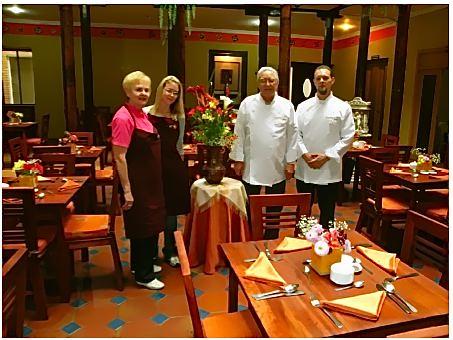 Cuenca-Restaurant