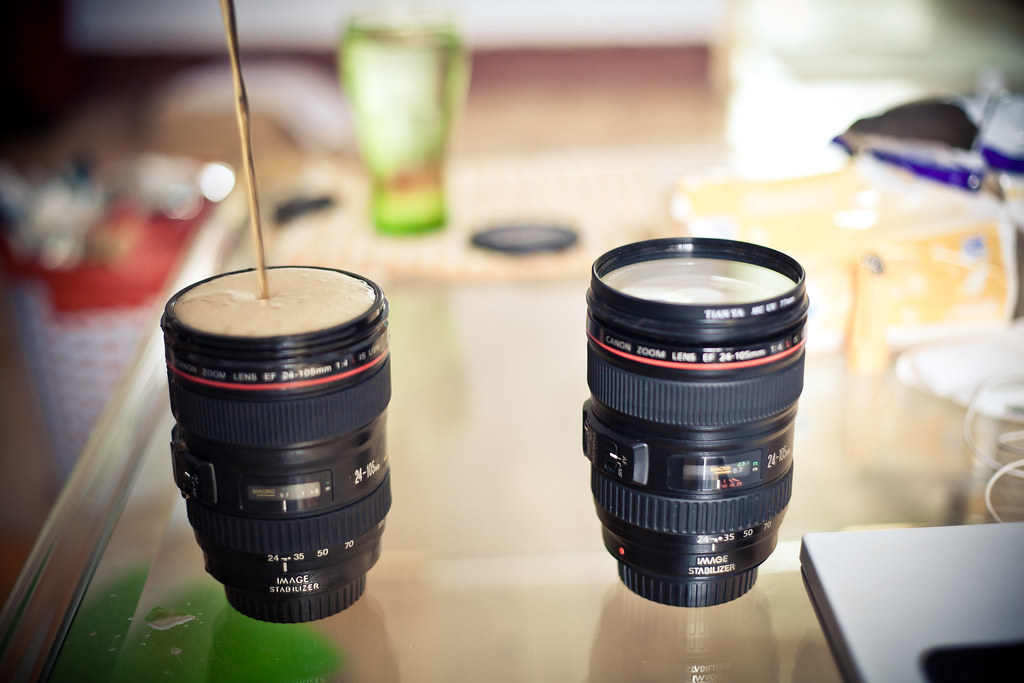 Canon 24-105mm f/4 L Lens Cup