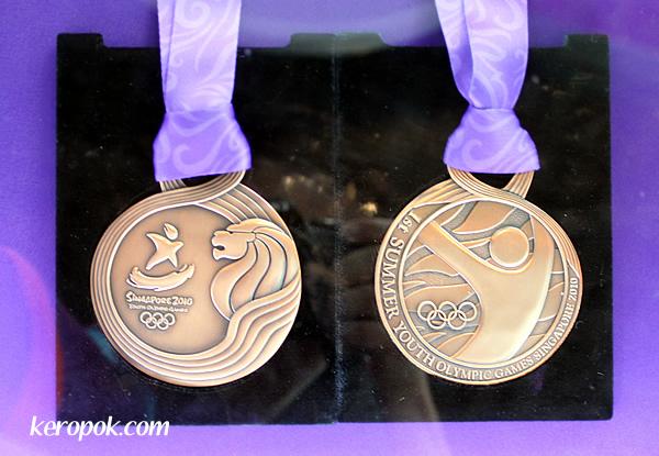 YOG Bronze Medal