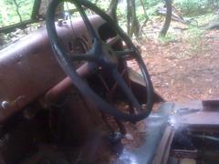 Truck Inside