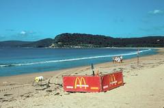 Umina Beach circa 1970s
