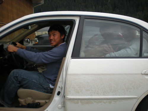 Nao driving
