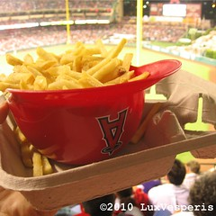Angels vs Blue Jays: August 13, 2010