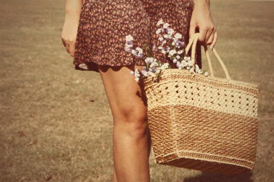 Flower Pickin'.