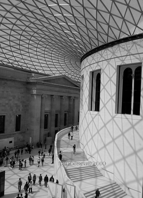 Round Reading Room @ British Museum - London