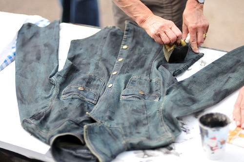 refashioning clothes by Old Is The New Black 3