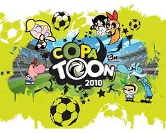 Copa toon 2010 –  Fútbol con Tus Personajes Animados Favoritos