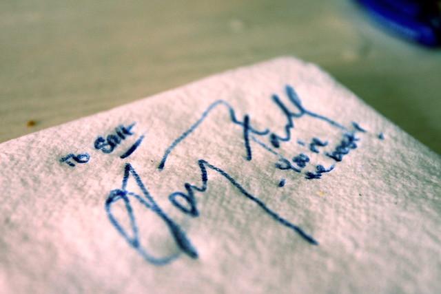 SALTY Signature