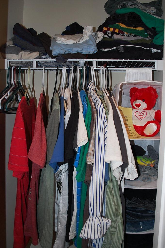 Mike's Closet