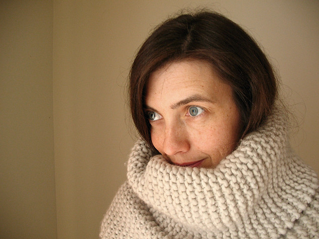 Big dove cowl