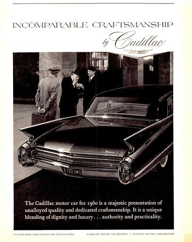 1960 Cadillac Fleetwood Seventy-Five Limousine