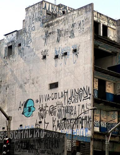 Sao Paulo Pixação