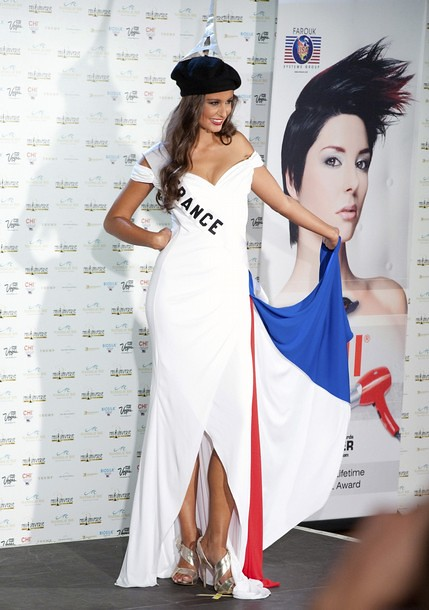 National Costume of Miss France