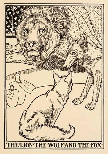 Leo, Lupus et Vulpes
