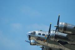 michigan airshow,2010 B17 (nelnov) Tags: b17 bomber b24 noseart novales michiganairshow2010nelnovthunderovermichigan