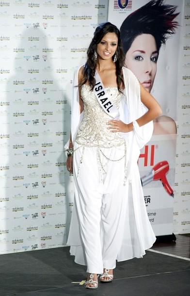 National Costume of Miss Israel