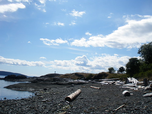 Gowland Point, Pender Island
