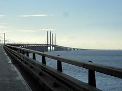 Oeresund (Alex Jacek) Tags: bridge sweden balticsea danmark oeresund