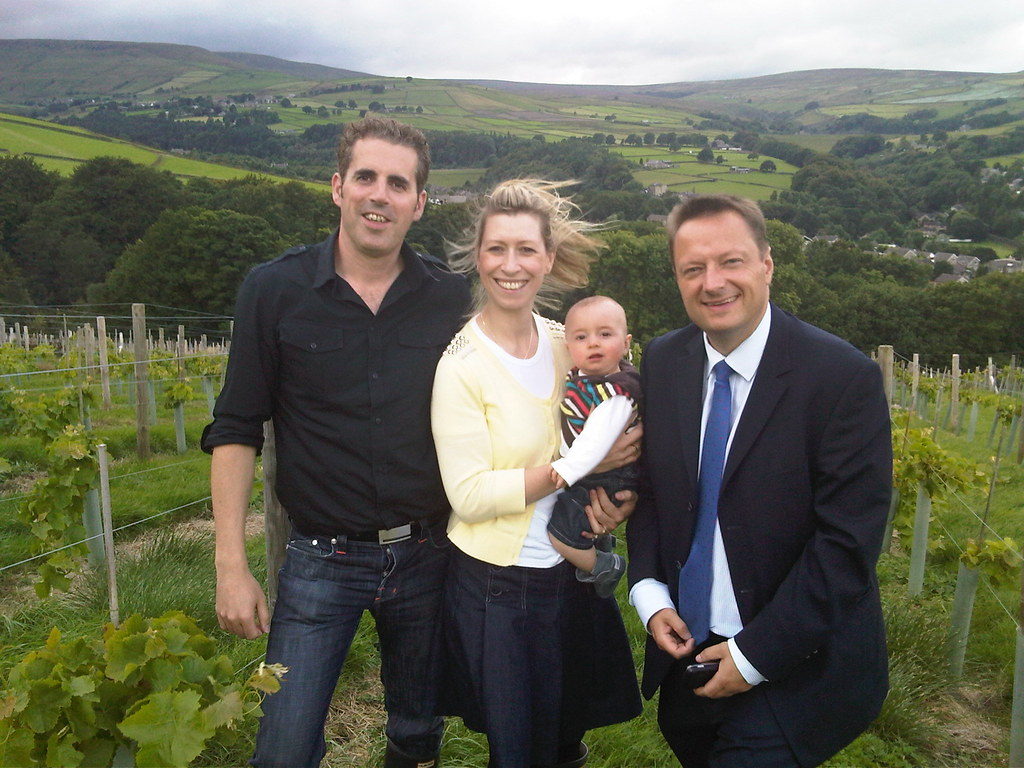 Holmfirth Vineyard Wins Awards