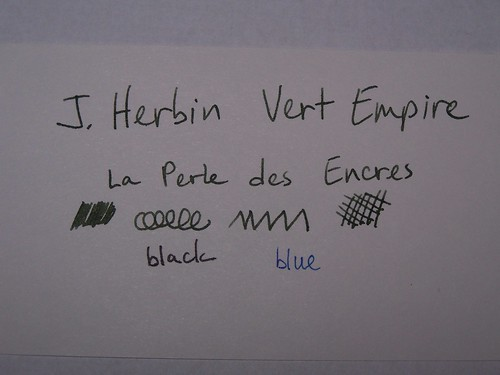Vert Empire writing sample