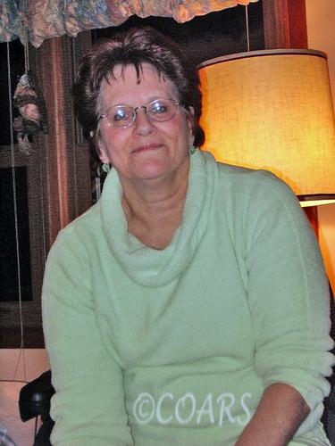 Aunt Elaine 2003