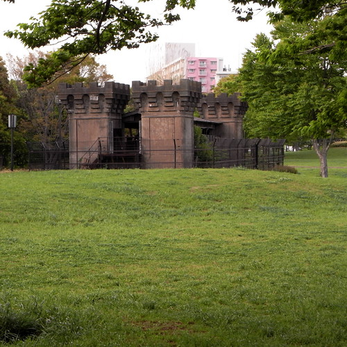 Komatsugawa Lock Gate 06