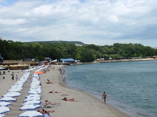 Varna beach,Bulgaria شاطئ‎