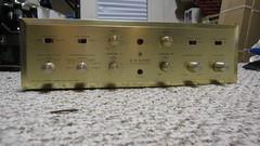 Scott type 222C front panel