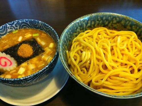 ガッツリつけ麺 790円也
