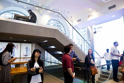 Interior/stairway