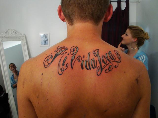 mi vida loca tattoo tatuaje