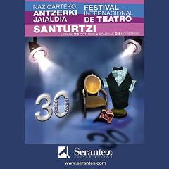festival internacional de teatro Santurtzi