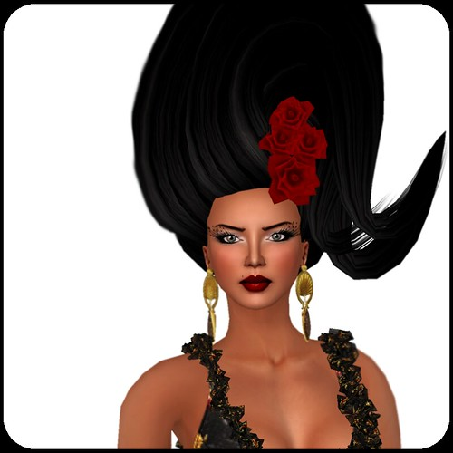 Vanity Hair - Sayonara - Spanish Dancer 1