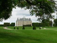 Chteau et Parc de Sceaux (dimitri salon) Tags: france castle europe iledefrance chteau parc colbert sceaux parcdesceaux hautsdeseine andrlenotre jeanbaptistecolbert chteaudesceaux castleofsceaux