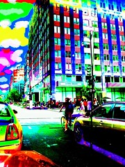 Downtown Multi-Colored Ride #1 (aeleazer1(Busy,Off/On)!!!) Tags: camera blue light red sky white black color green art colors yellow mobile upload blog dc washington interestingness interesting downtown day ride purple random picture manipulation explore dcist daytime multicolored tagging catchy api washdc facebook iphone ipad metroarea twitter colorpicture infinitescroll iphone4 iphonecamera iphonepicture flickriver iphonography iphoneart digitalarttaiwan ipadography aeleazer1 ipadology aeleazer andreeleazer