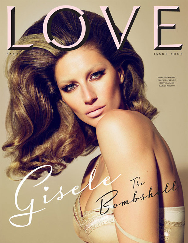Gisele Bundchen 'The Bombshell'
