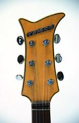 Teisco Vegas 66 (rockheim) Tags: guitar instrument instruments gitar teisco rockheim vegas66