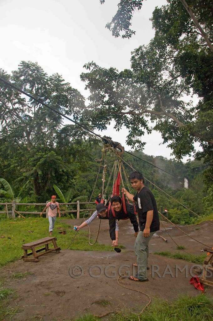 Lake Sebu - Zipline Qai and Agnes