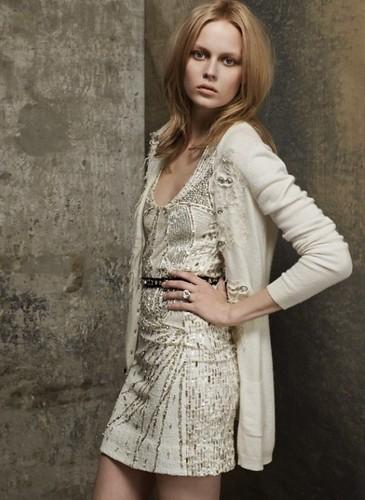 Moda mujer invierno 2010-2011, ropa para mujer de Blumarine