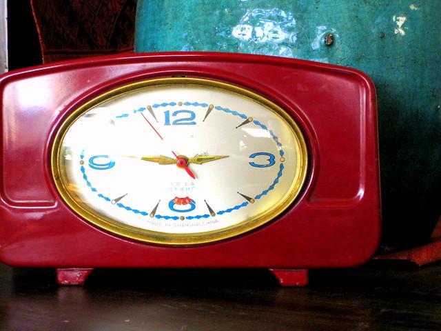Shanghai Clock