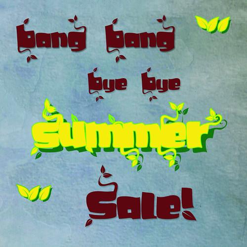 Bye bye Summer.....