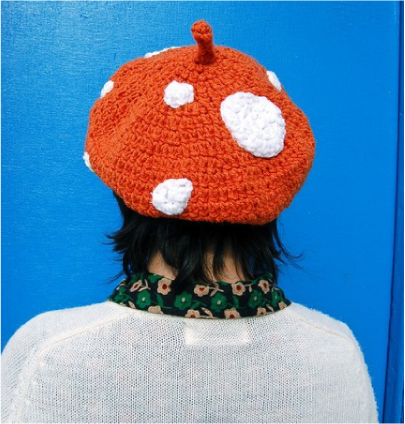 I Want: Toadster Beret