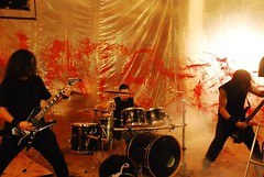 """Hammurabi on videoclip """"Blessed by Hate"""" (hammurabibrasil) Tags: hate sui root videoclip extinction blessed hammurabi generis"""