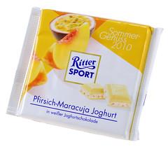 Ritter Sport Pfirsich-Maracuja Joghurt