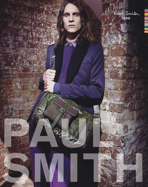 Tomek Szczukiecki5007_Paul Smith(MEN'S NON-NO2010_09)