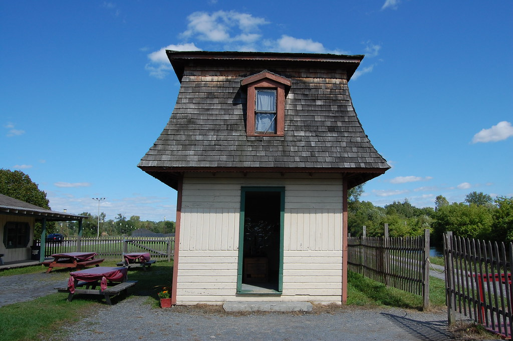 Erie  Canal  Village - Children's  Playhouse