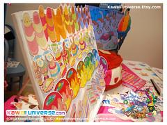 Kawaii Universe - pinkghost Mini Market Pic 2