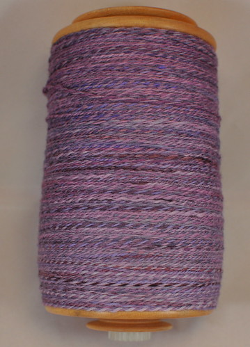Plied Purple People Eater Targhee
