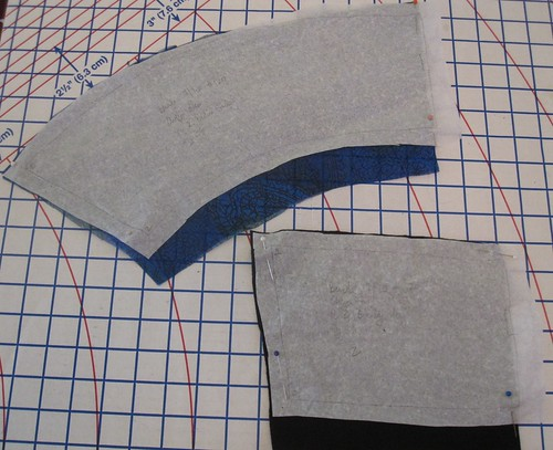 Lengthen Inset to Match Bodice